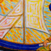 """Fisherman"" Artwork zoomed to the fisherman."